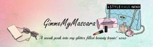 GimmeMyMascara- blog theme